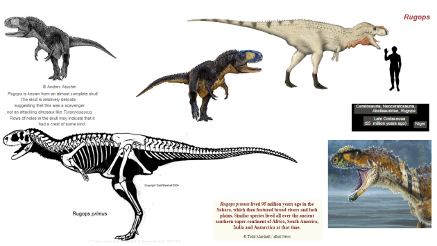 african  dinosaur
