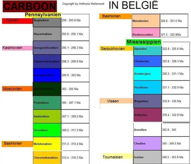 carboon in belgie