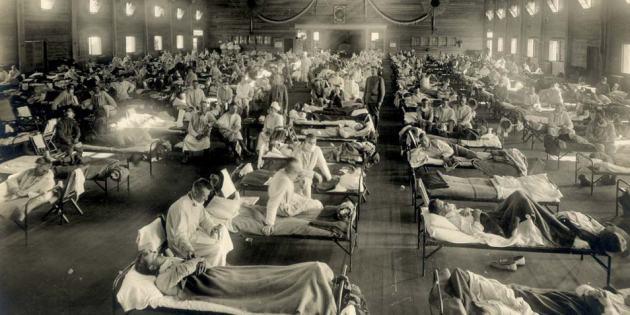 grieppandemie 1918
