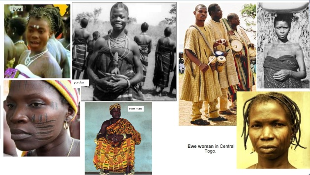 TOGO  GHANA  DAHOMEY