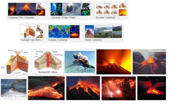 vulkanen google