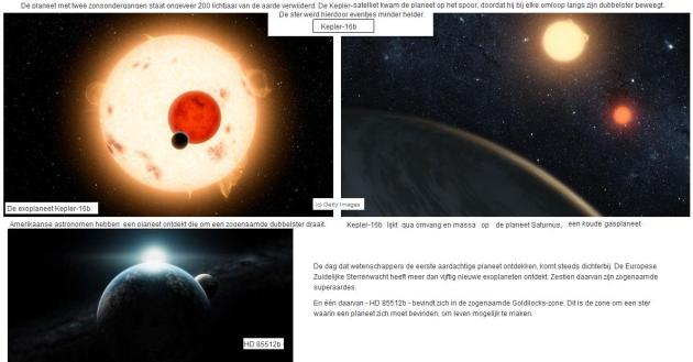 exoplaneten  2011