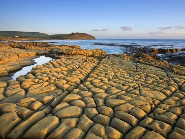 Broad-Bench-Jurassic-Coast-Dorset-England