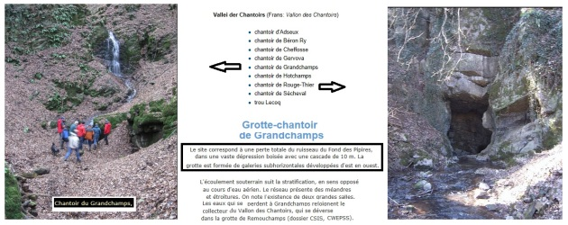 valei der chantoirs