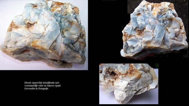 ruwe opaal