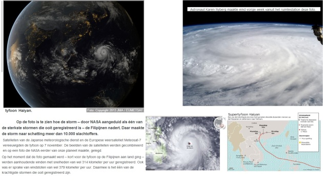 superorkaan   taifoen Haiyan