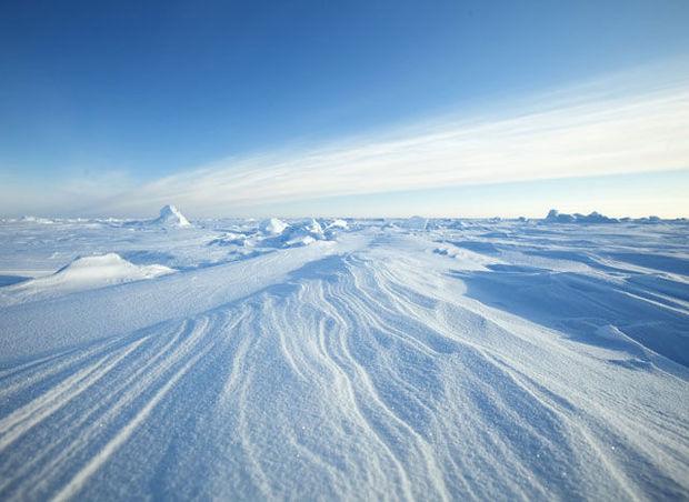 antarctica ijsaangroei