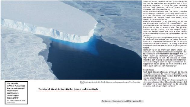 Thwaithes gletsjer  west antarctica