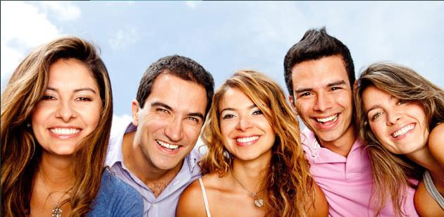 individual faces ( homo sapiens )